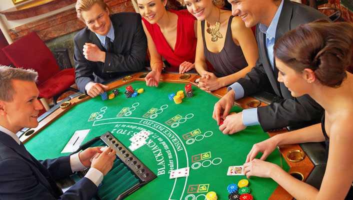 初めてカジノを訪れる前にすべきこと